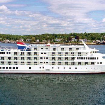 America's Most Scenic Small-Ship and River Cruises