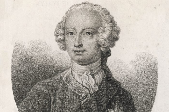Frederick Louis Prince of Wales Son of George Ii Father of George Iii 1707 - 1751
