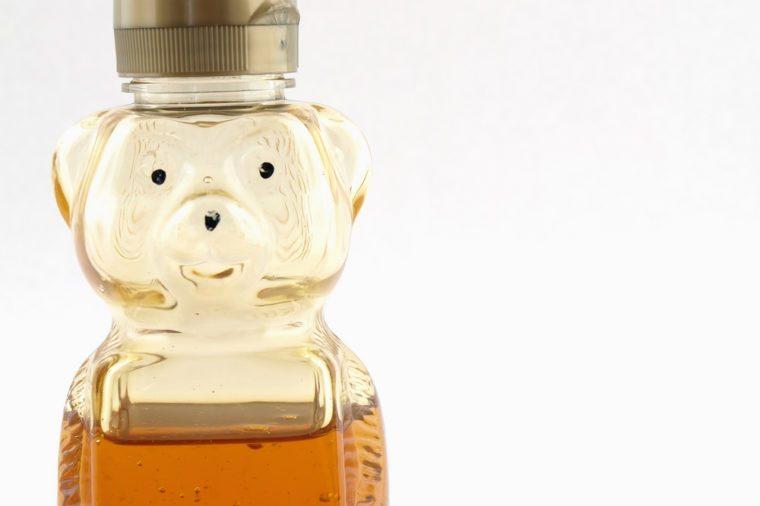 Half Full Honey Bear