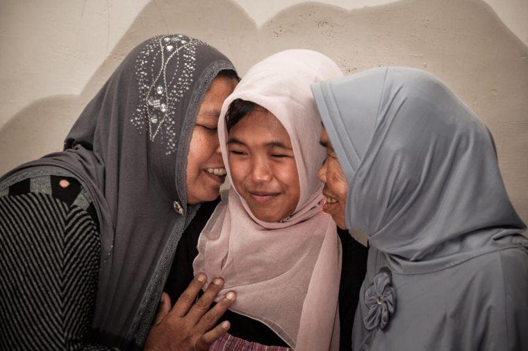 Indonesia Tsunami Surivor Reunion