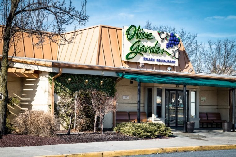 The best restaurant deals for your money reader 39 s digest - What are the specials at olive garden ...