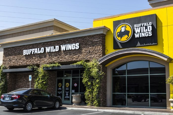 Las Vegas - Circa July 2017: Buffalo Wild Wings Grill and Bar Restaurant. You Can Find Live Sports, Wings and Beer at B-Dubs