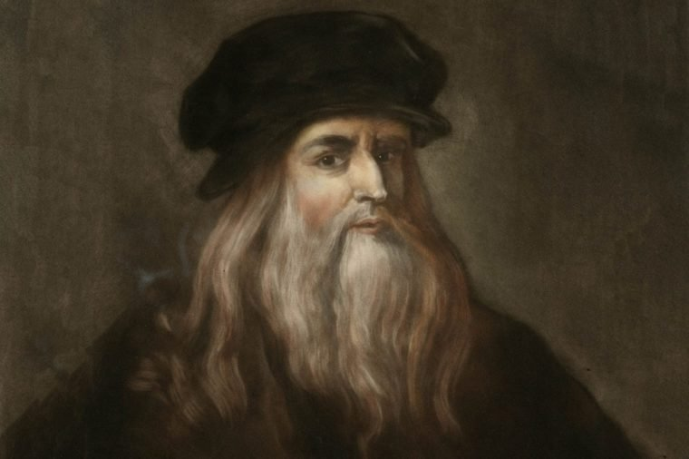 Leonardo Da Vinci Italian Painter Sculptor Architect Engineer and Scientist 1452 - 1519