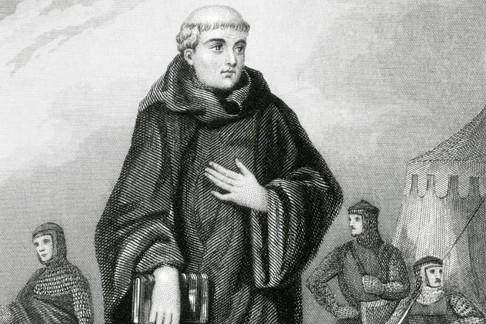 Matthew Paris English Monk and Historian 1200 - 1259