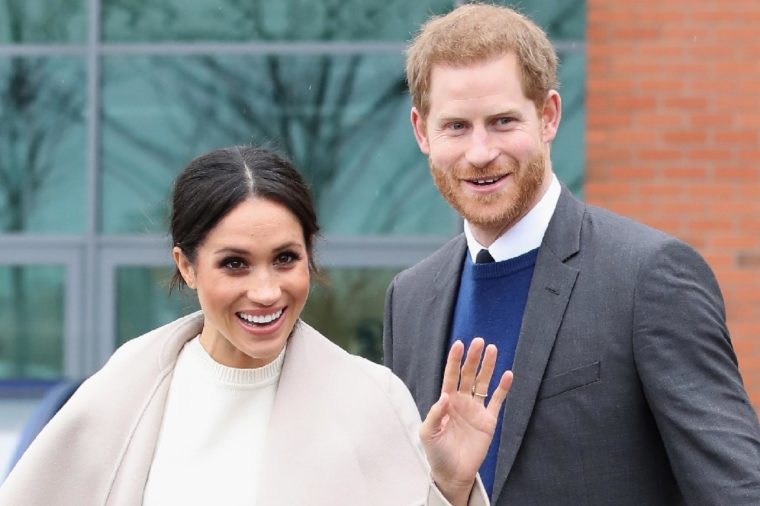 Meghan Markle and Prince Harry depart Catalyst Inc, Northern Ireland's next generation science park