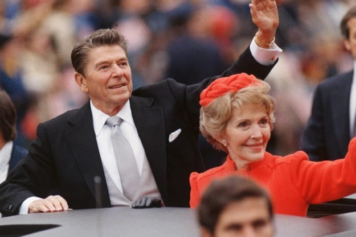 Nancy Reagan Dies Aged 94 - 06 Mar 2016