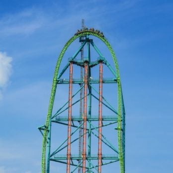 The 6 Scariest Roller Coasters in America
