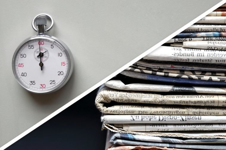 Spring Cleaning Tasks You Can Do In One Minute Reader 39 S Digest