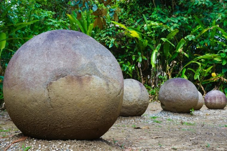 Precolumbian Chiefdom Settlements with Stone Spheres of the Diquís - Costa Rica UNESCO Site
