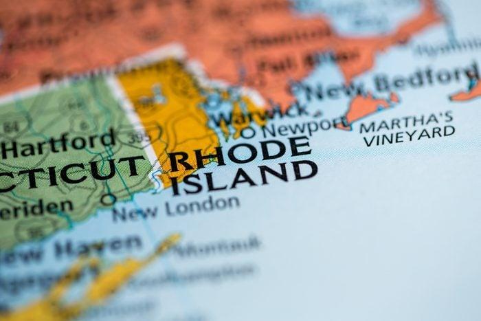 Rhode Island. USA