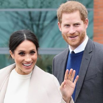 This Is What Guests May Eat at the Royal Wedding
