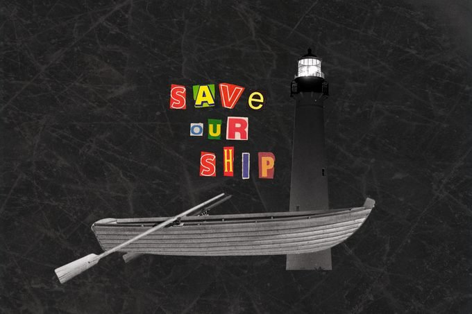 Save Our Ship Collage