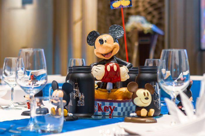 Disney table