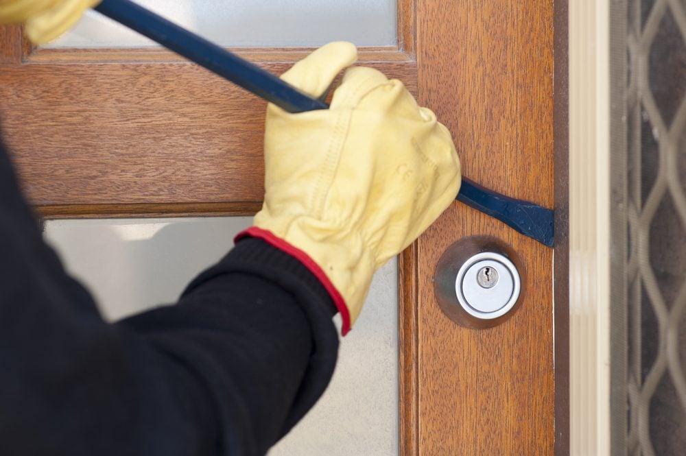 Ways Burglars Break Into Houses Reader S Digest
