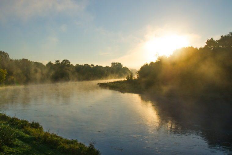 Lithuanian Sunrise