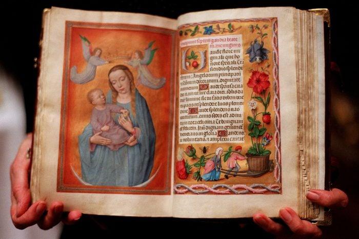 the Rotheschild prayer book