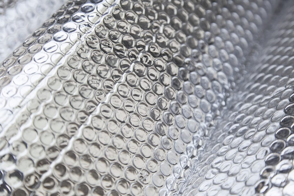 radiant barrier insulation