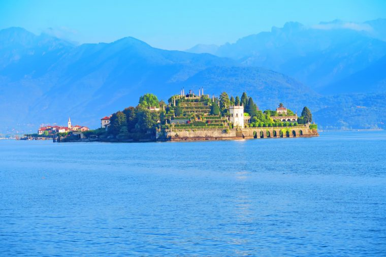 Isola Bella is one of the Borromean Islands of Lago Maggiore in Piedmont, north Italy
