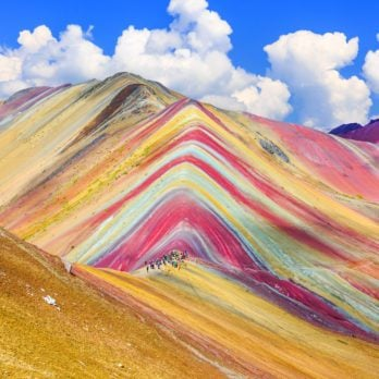 The 15 Most Colorful Natural Wonders on Earth
