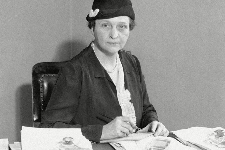 Frances E. Perkins
