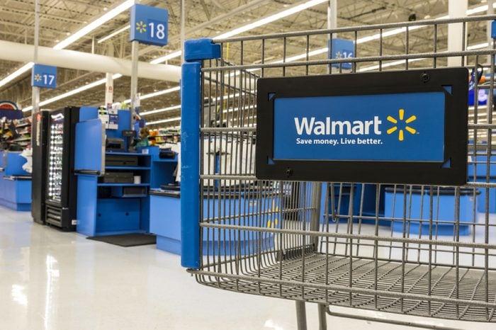 Walmart Retail Location. Walmart is an American Multinational Retail Corporation XIV