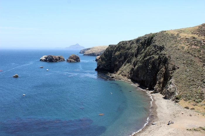 Santa Cruz Channel Islands, California
