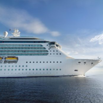 Why Are Cruise Ships Almost Always White?