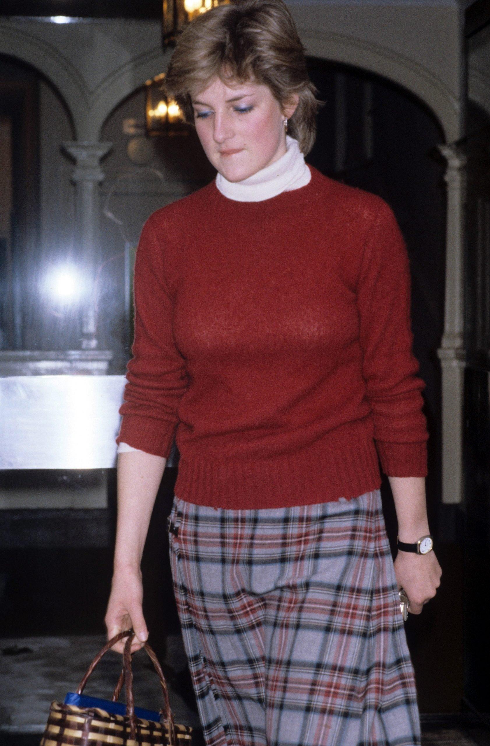 Lady Diana Spence