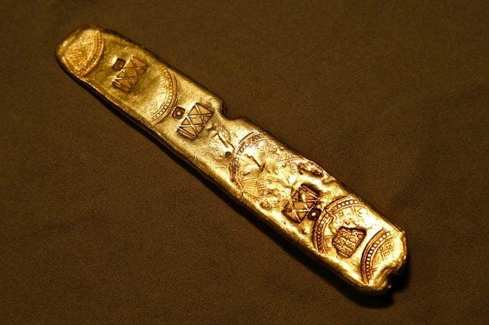 Spanish Galleon Wreckage Auction