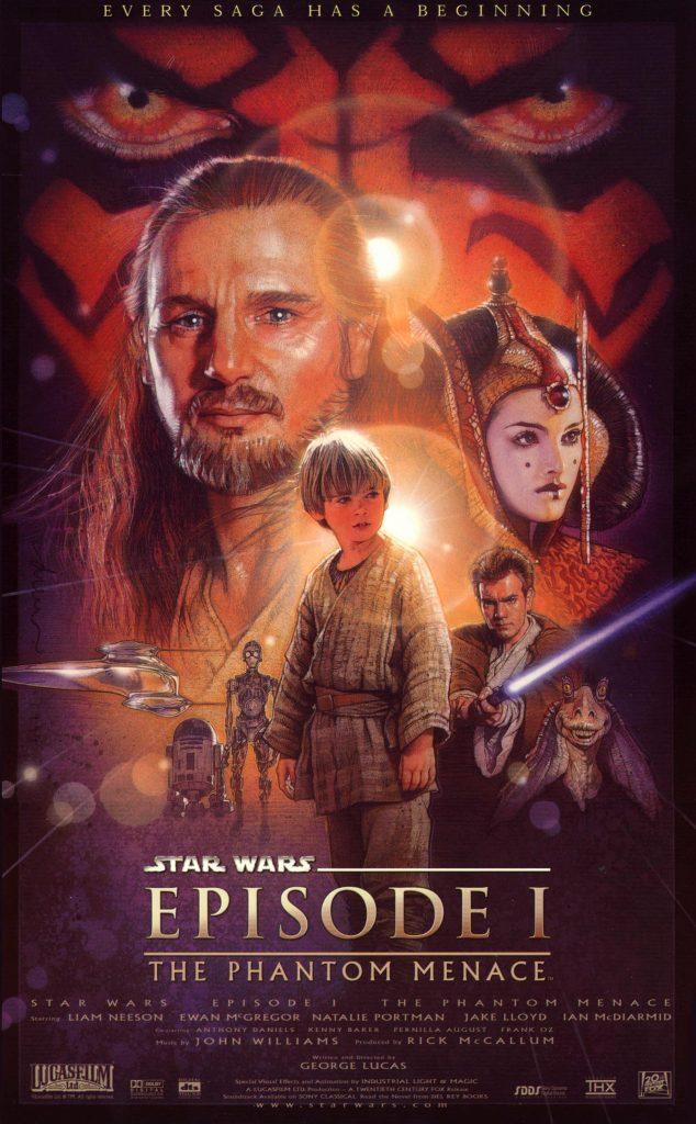 Star Wars Episode 1 -The Phantom Menace
