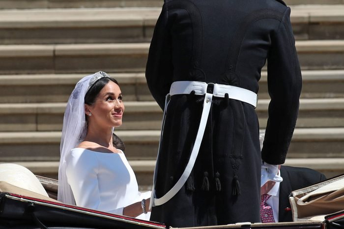 The wedding of Prince Harry and Meghan Markle, Carriage Procession, Windsor, Berkshire, UK - 19 May 2018