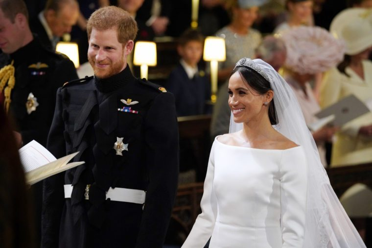 harry & meghan_wedding photos
