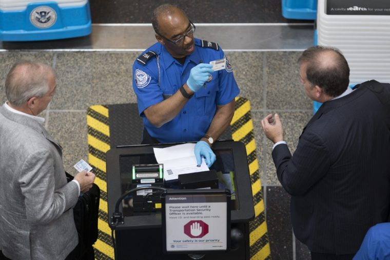 security employee