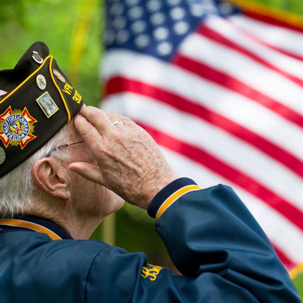 Veteran Salute Homeowner Assoc...