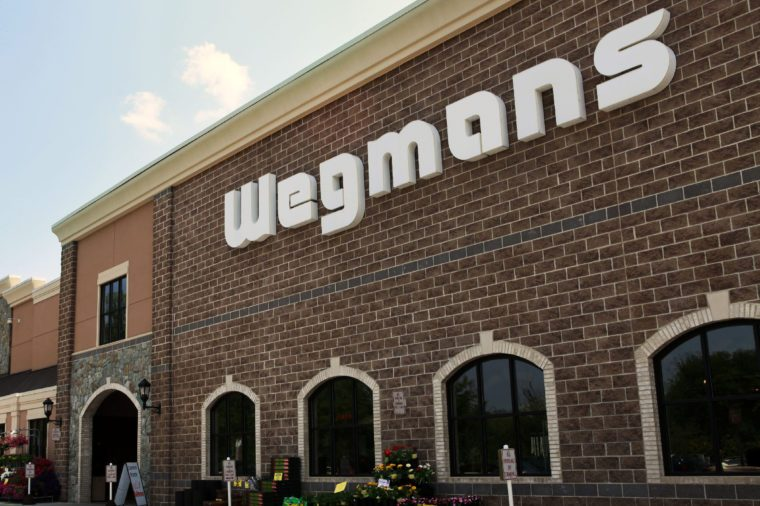 Food Wegmans The Wegmans grocery store in Fairfax, Va., is seen on