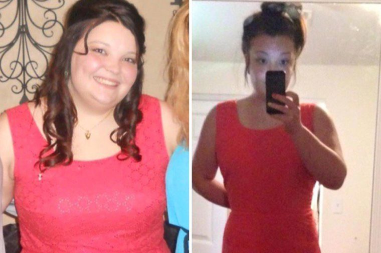 Ashleigh Smith Weight Loss
