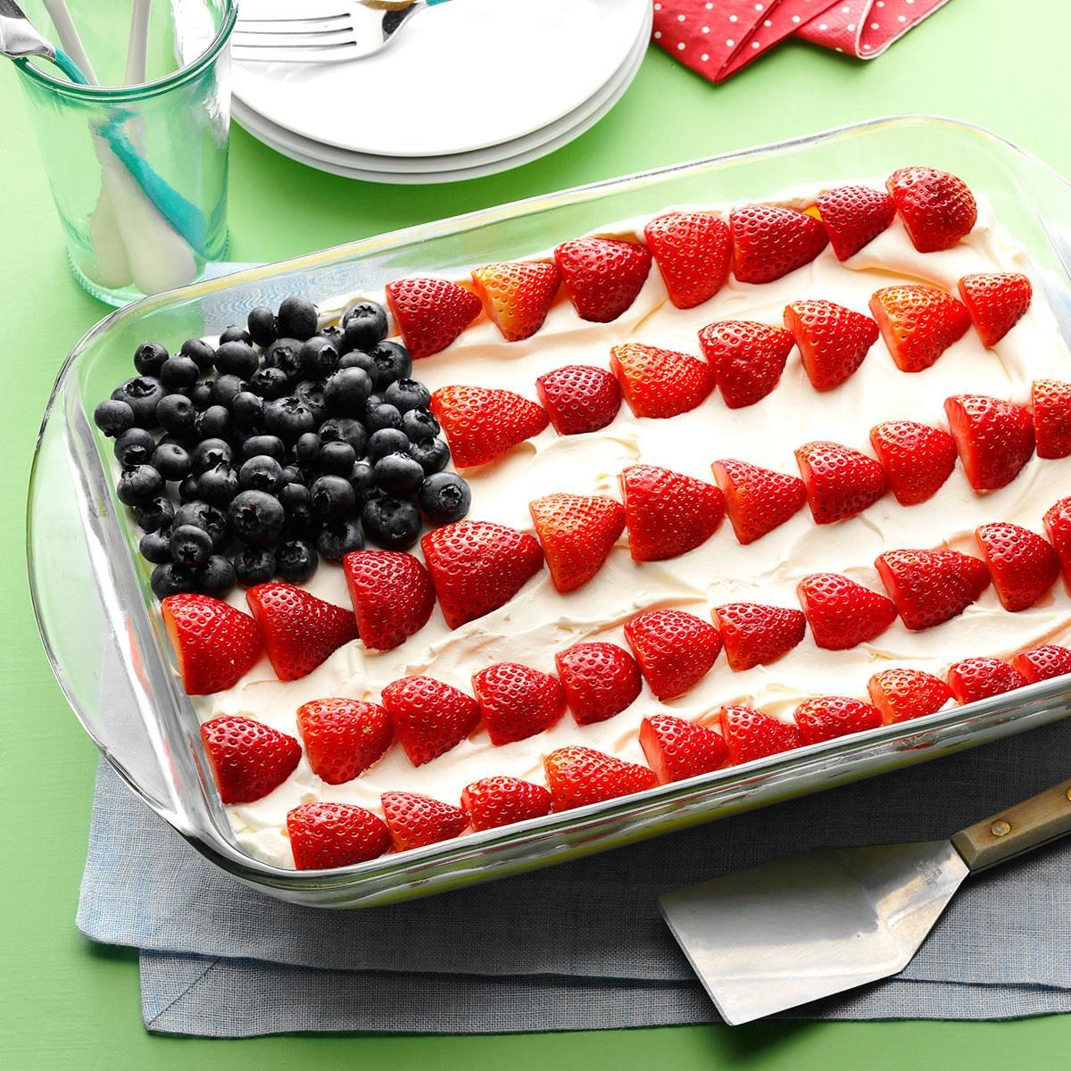 Picture-Perfect Desserts For The 4th Of July