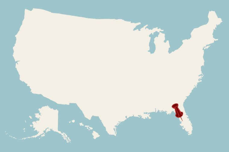Can You Identify These U.S. States Without Their Borders ...