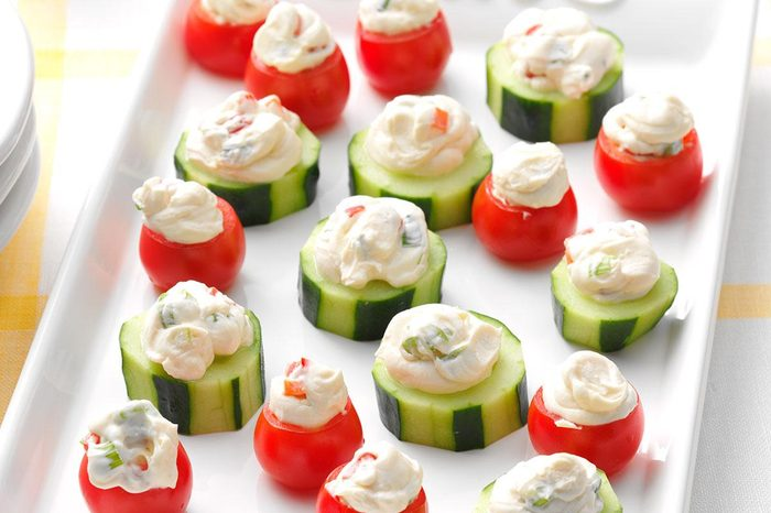 inside out veggie dip
