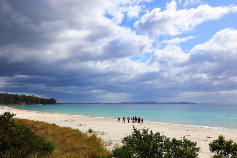 Adventure Bay - Bruny Island