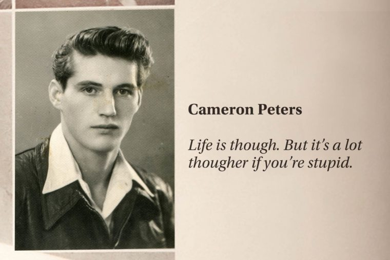 Funny Yearbook Names: Funniest Yearbook Quotes That Will Make You Laugh