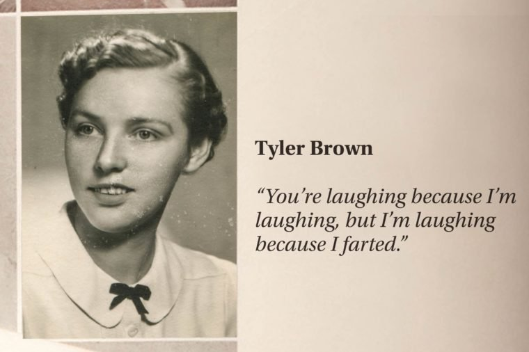 Funny Yearbook Quotes Funniest Yearbook Quotes That Will Make You Laugh | Reader's Digest Funny Yearbook Quotes