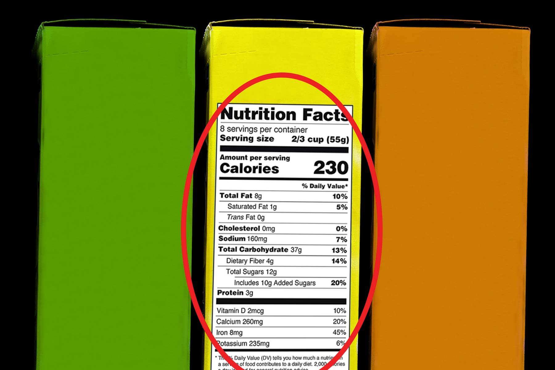 these nutrition label updates could make you gain weight! reader\u0027s