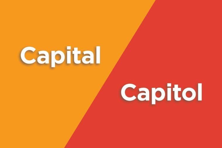 capital capitol