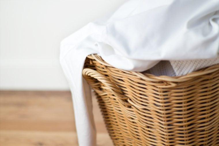 laundry close-up