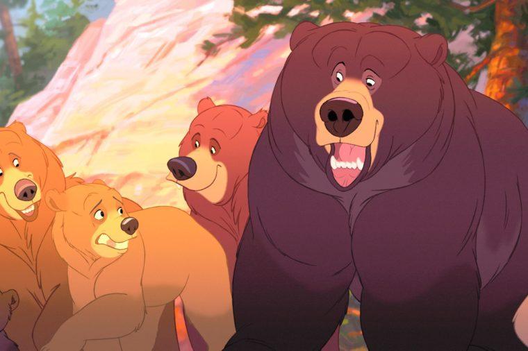 Brother Bear , Koda (Character) Kenai (Character) Tug (Character)