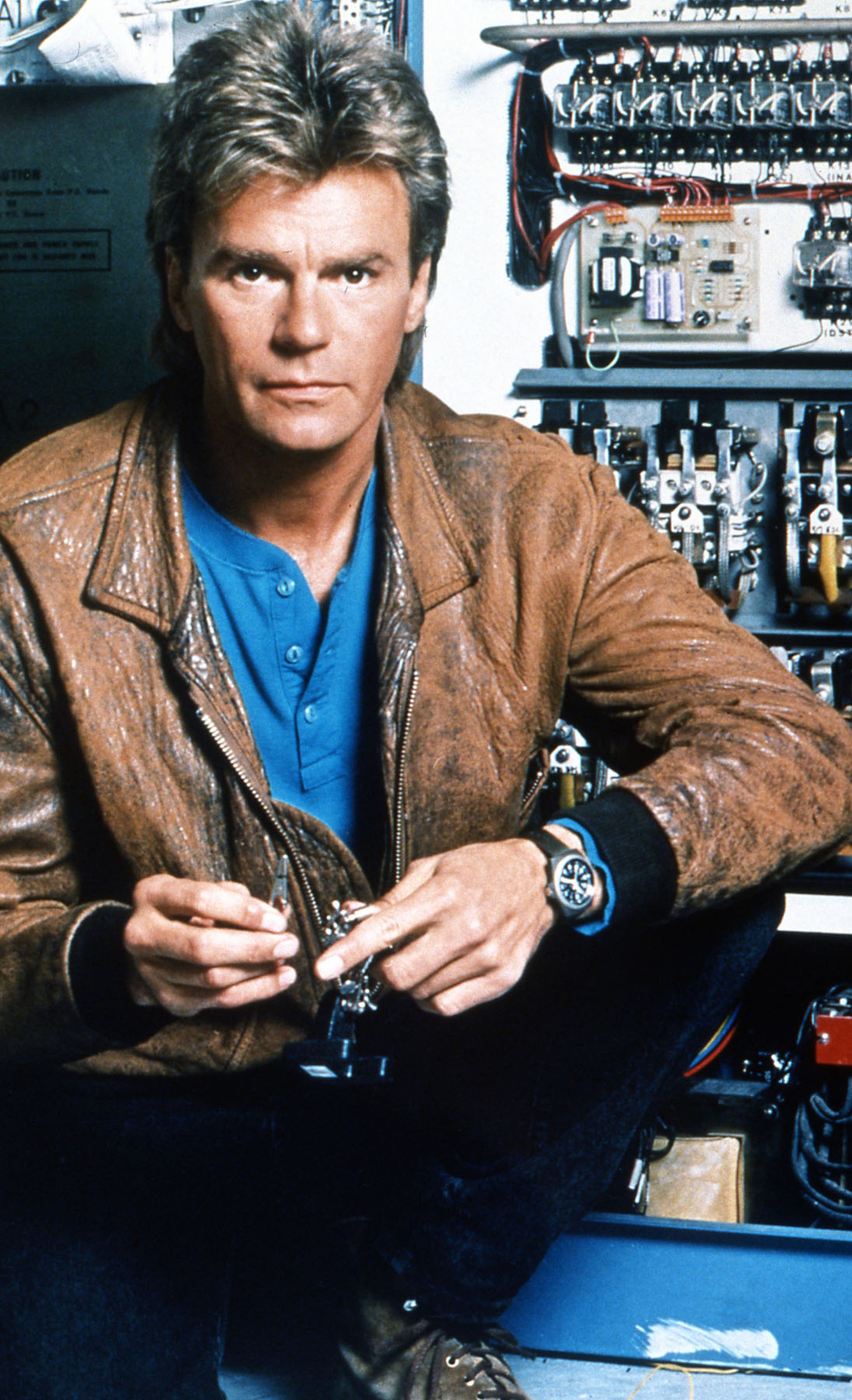 Macgyver, Richard Dean Anderson Film and Television