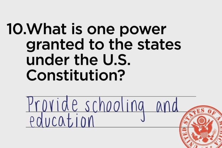 provide schooling