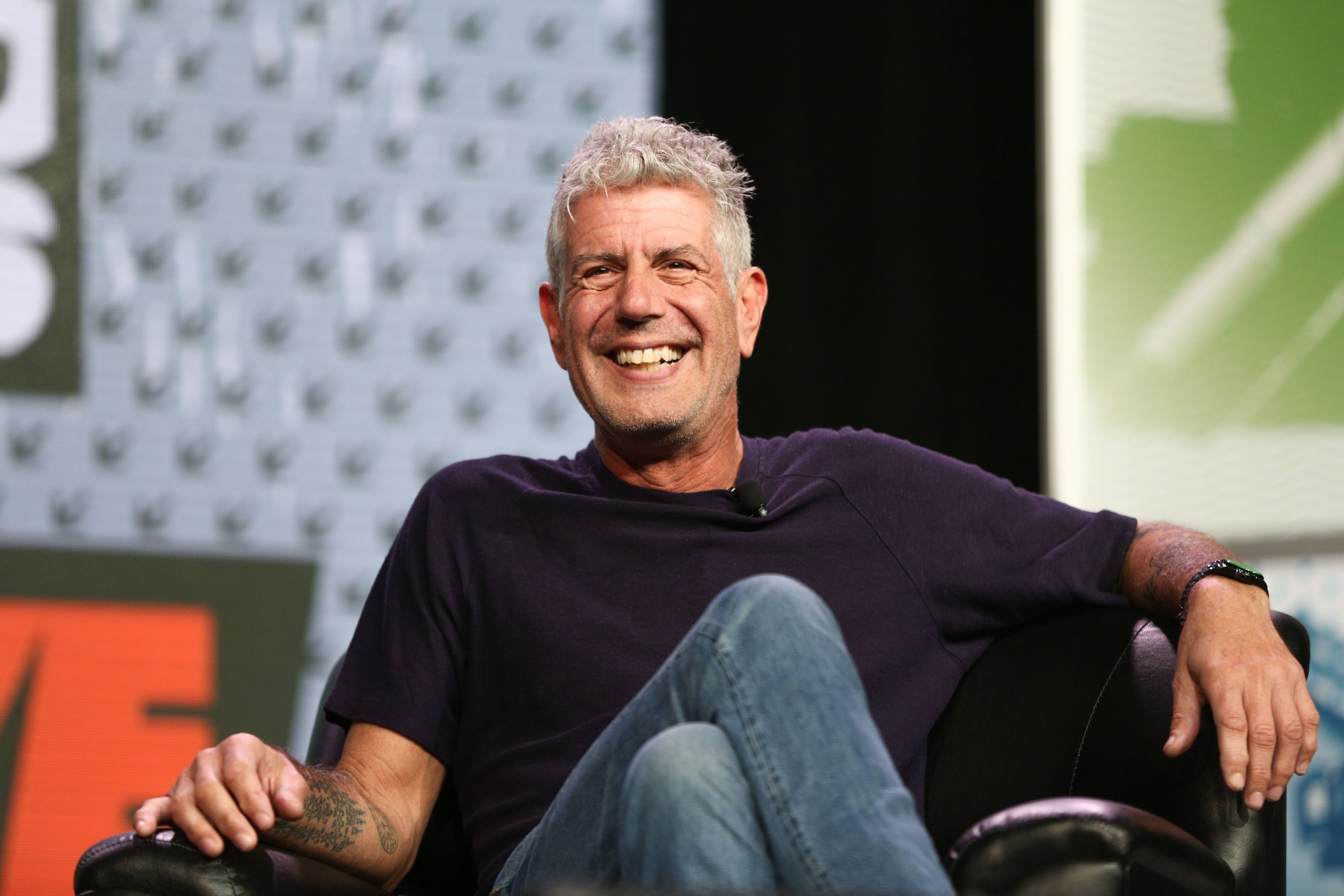 Why Anthony Bourdain Refused to Eat Airplane Food