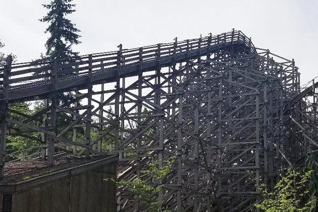 Washington: Timberhawk: Ride of Prey